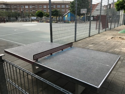 AA 1 nice park with ping pong