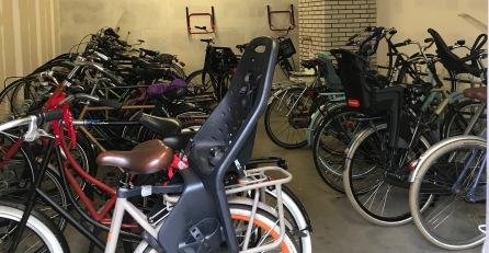 AA 3-bike garage
