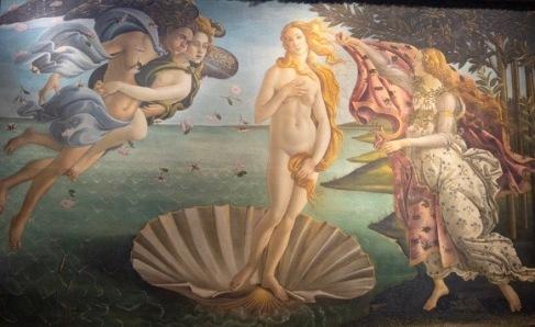 Florence the uffize