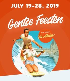 Ghent Fest-poster