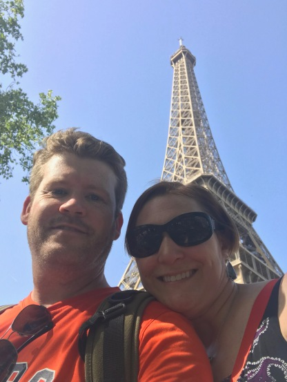 Paris-ET selfie