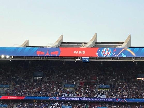 Paris game 2