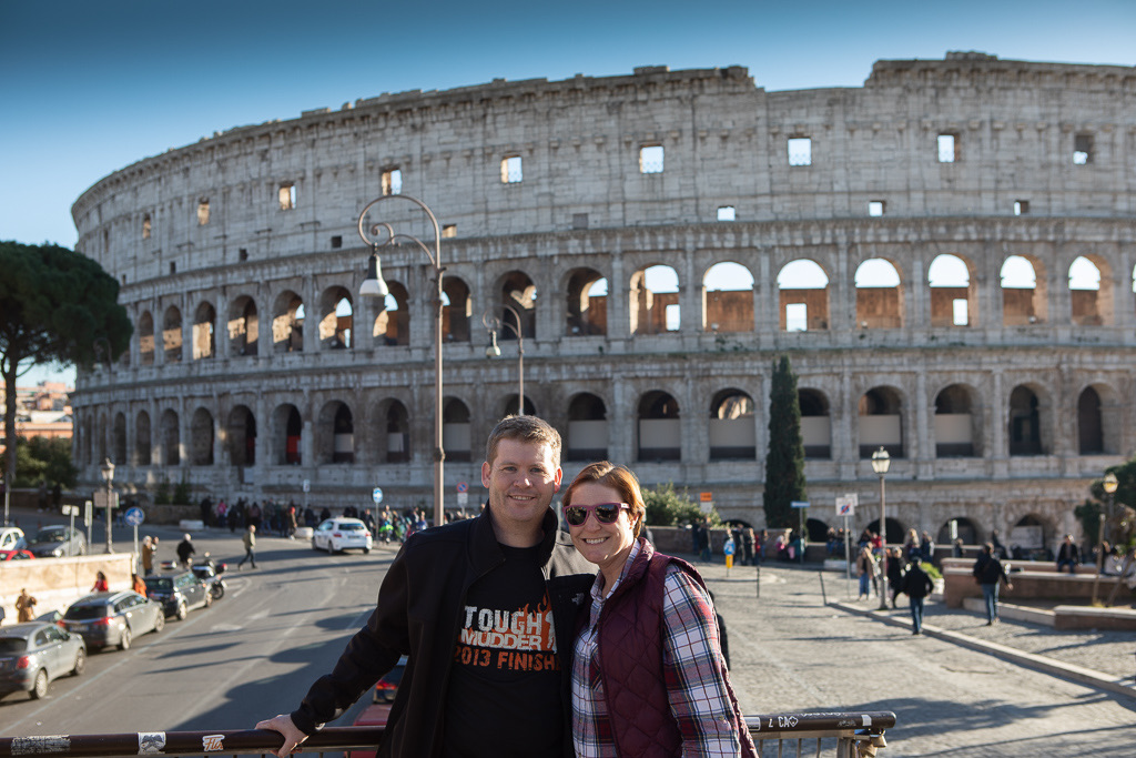 Travelogues – When in Rome…