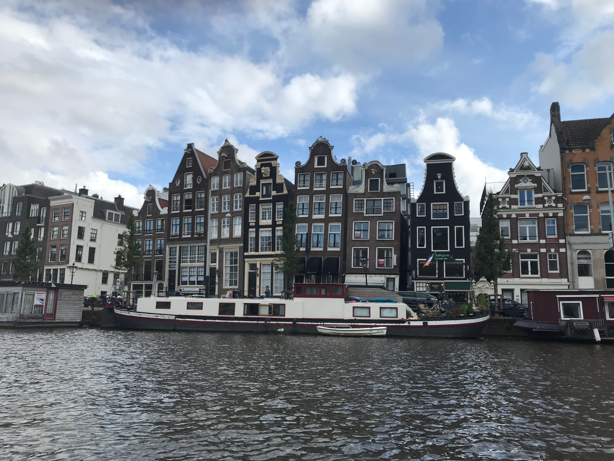 Amsterdam Adventures – Edition 7:  Dad visits Amsterdam, WHERE DO WE EAT?