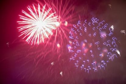 Venice fireworks 1