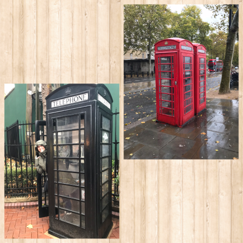 TL-London phonebooths