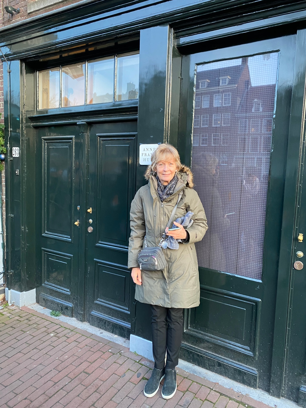 Amsterdam Adventures:  Edition 13 – Christmas in Amsterdam by Guest Blogger, Marsha Wilson
